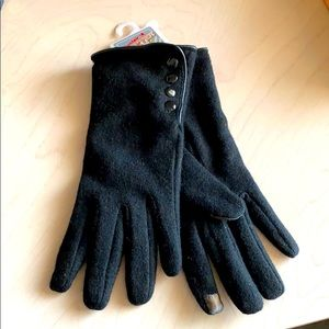 Brand new wool winter gloves